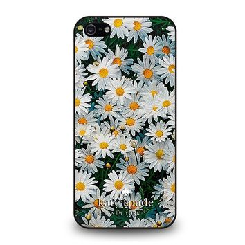 KATE SPADE NEW YORK DAISY MAISE iPhone 5 / 5S / SE Case Cover