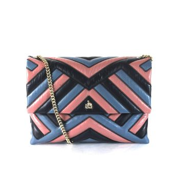 Lanvin Blue Multi Medium