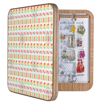 Allyson Johnson Super Bright Aztec BlingBox