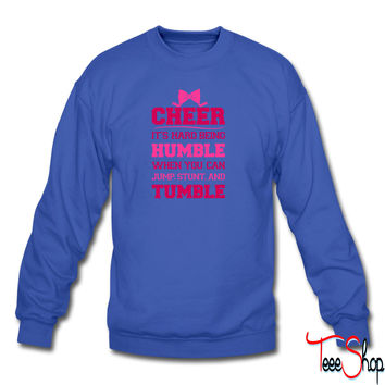 If Cheerleading Was Easy sweatshirt