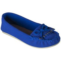 Women's Mossimo Supply Co. Lenia Moccasin - Blue