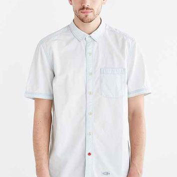 CPO Hollis Washed Short-Sleeve Button-Down
