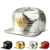 Hip-hop Hats Alloy Baseball Cap [10210215427]