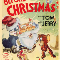 The Night Before Christmas 11x17 Movie Poster (1941)