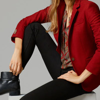 KNITTED BLAZER - New - WOMEN - United Kingdom