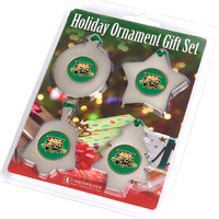 Ohio University Bobcats-Ornament Gift Pack