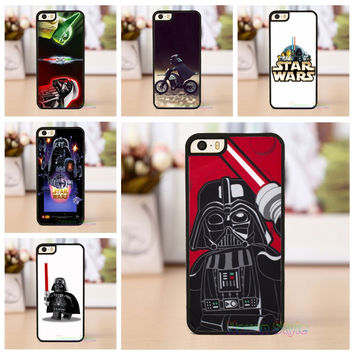 lego star wars darth vader 2 original cell phone case cover for iphone 4 4s 5 5s se 5c 6 6 plus 6s plus 7 7 plus *q111e