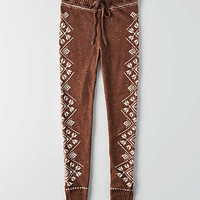 AEO Ahh-mazingly Soft Sweater Legging, Red