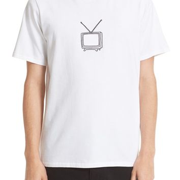 rag & bone TV Embroidery T-Shirt | Nordstrom