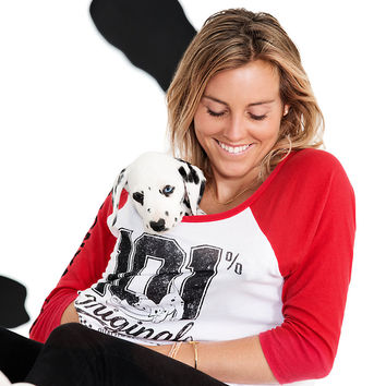 Disney Original Pup Raglan T-Shirt | Shop at Vans