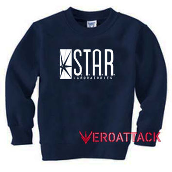 Star Laboratories Logo Unisex Sweatshirts