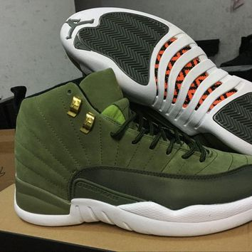 Air Jordan 12 Retro Graduation Pack Sneaker Shoes | Best Deal Online