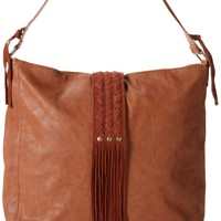 Roxy May Day Shoulder Bag,Brown Sugar,One Size