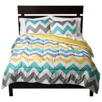 Room Essentials® Chevron Bedding Set - White