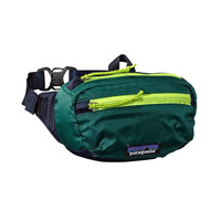 Patagonia Light Weight Mini Hip Pack- Arbor Green