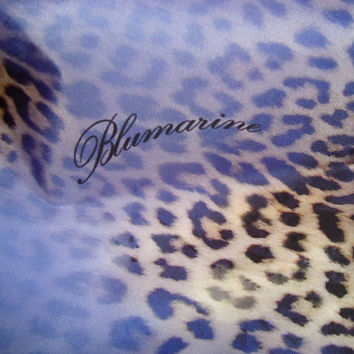 BLUMARINE fabric for PARKA COAT, Made in Italy