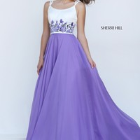 Sherri Hill 50410 Prom Dress