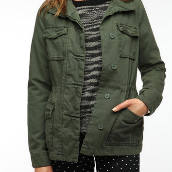 Ecote Classic Surplus Jacket