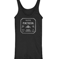 Patron Tank Top Black