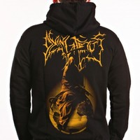 Dying Fetus - Reaper Zip Up Hoodie - Apparel - Relapse Records : Death Metal, Grindcore, Extreme Metal CDs, DVDs, Vinyl, T-Shirts, Hoodies and merchandise