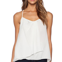 Trina Turk Nancey Top in White