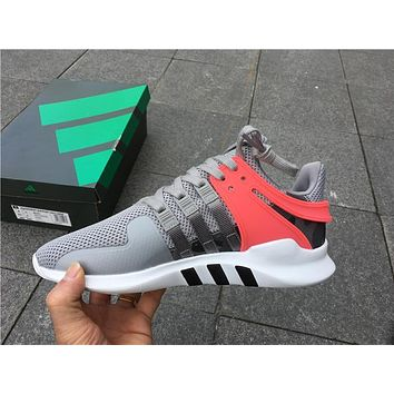 Adidas EQT Equipment Support ADV Primeknit Sprot Shoes Running Shoes Men Women Casual