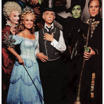 Wicked Broadway Musical Cast Poster 11x17