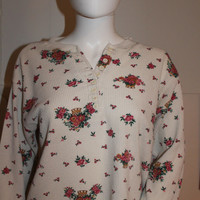 Cozy Floral Thermal