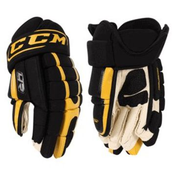 Boston Bruins CCM Pro Stock Hockey Gloves