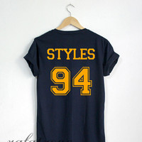 Harry Styles Shirt Styles 94 Tshirt Navy Color Unisex Size - RT66