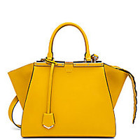 Fendi - 3Jours Crocodile-Accented Shopper - Saks Fifth Avenue Mobile