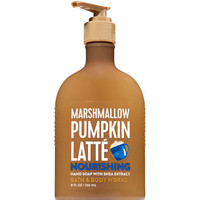 MARSHMALLOW PUMPKIN LATTEHand Soap with Shea Extract