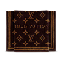 Products by Louis Vuitton: Monogram Classic Beach Towel