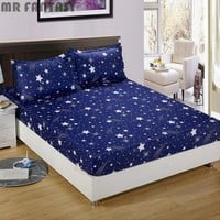 Floral Color Fitted Bedding Sets
