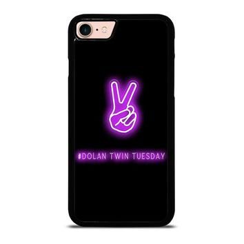 DOLAN TWIN TUESDAY iPhone 8 Case Cover