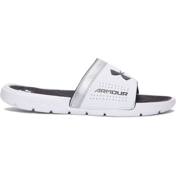 Under Armour Boy's UA Playmaker VI Slide Sandals