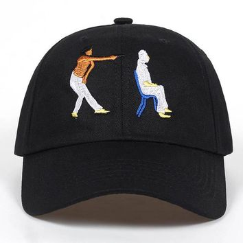 """this is america"" dad hat"