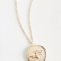 As Good As Your Buzzword Necklace | Mod Retro Vintage Necklaces | ModCloth.com
