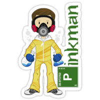 Breaking Bad 'Pinkman'