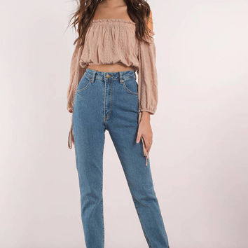 ROLLA'S Duster 90's Baby Denim Jeans