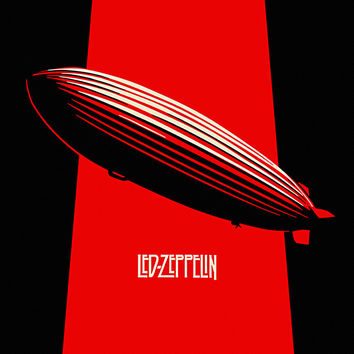 Led Zeppelin Mothership Classic Rock Poster