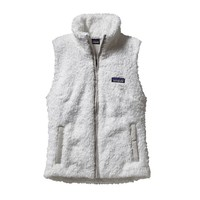 Patagonia Women's Los Gatos Fleece Vest | Birch White