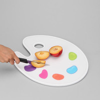 Paint Palette Cutting Board