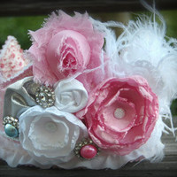 Pretty in Pink Birthday Crown