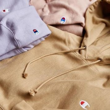 champion reverse weave hoodie sweatshirt 6 color