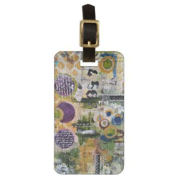 Original art by Croppin' Spree Luggage Tags