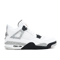 "[FREE SHIPPING] Air Jordan 4 ""Cement"""