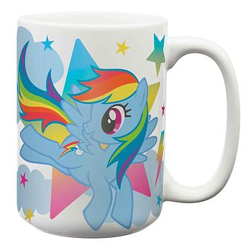My Little Pony Large Ceramic Mug