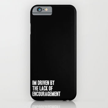 Driven iPhone & iPod Case by HappyMelvin