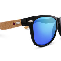 Wooden Sunglasses // Wafar 64